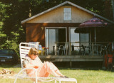 Summer at the cottage
