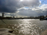 The Thames, London 2006