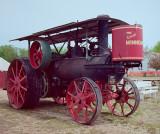 1917 Steam Belt Tractor