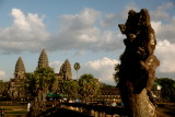 The Dragon, Angkor Wat
