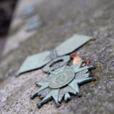 Détail d'une tombe - Cimetière de Montmartre