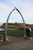 Whale Bones at Whitby