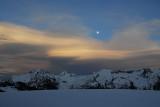Sunset of Mamquam