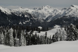 Diamond Head Backcountry Skiing, Garibaldi Park