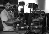 marlon, camera assistant