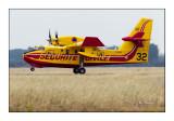 Canadair à Istres 2010 - 4917
