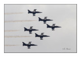 Patrouille Breitling - Istres 2010 - 4618