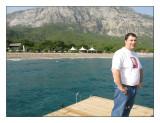 0390 - Philippe et la plage