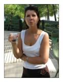 0595 - Café au tennis pour Martine