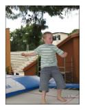 0613 - Max au trampoline