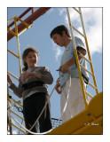 0631 - Roxane au trapèze