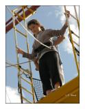 0632 - Roxane au trapèze