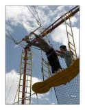 0634 - Roxane au trapèze