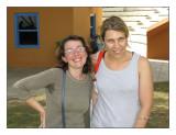 0648 - Catherine et Nathalie après le tennis de 11h