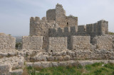 Yilankale or Snake Castle near Adana