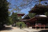 Temple in Koyasan