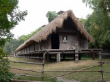 The Ede Long House, a Symbol of the Ede People's Matriarchal System