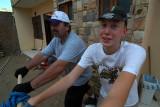 Doug (Tiny) and Nathaniel