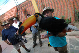 Break Time with Juancito the Toucan