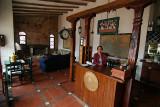 Reception at El Pueblito