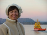 Paalsneset - Lady Christine Urquhart -Pirate Island