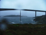 Windy and Raining at Rongesund