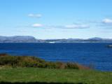 Hjeltefjorden seen from Paalsneset - Rongesund