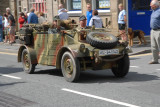 More Trucks in Uppermill's Wartime  Parade