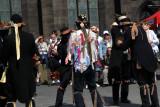 Dancing Morris Men