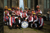Saddleworth Morris Dancers Group Photo