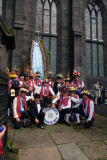 The Saddleworth Morris Men