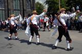 More Morris Men Dancers