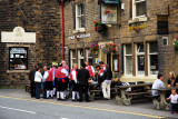 The Wagon in Uppermill
