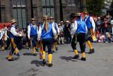 Rush Cart Morris Dancers