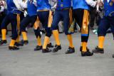 The Feet of the Morris Men Dancers