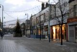 Snowy winter in Stalybridge 08