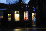 The little bookshop in Uppermill christmas 2009