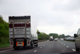 CARRY GENTLY LORRY