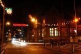 Stalybridge Xmas Lights Near The Town Hall