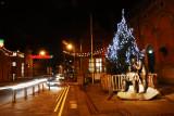 Along Market Street in Stalybridge