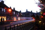 Castleton's Shops Christmas Lights