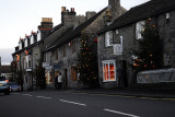 Castleton Christmas Lights in The Day Time