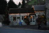 Part of Castleton Christmas Lights
