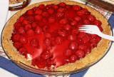 A Cherry Custard Pie
