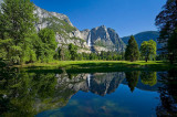 Yosemite Falls Reflections.jpg