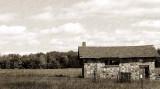 Grayling Storage Shed