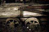 Madrid Coal Trolley