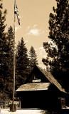 Yosemite NP Entrance