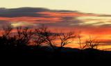 Sunrise Over the Rio Grande