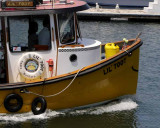 Santa Barbara Water Taxi - The Little Toot